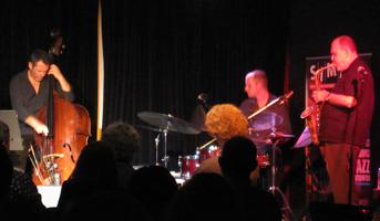 Paul Grabowsky and Bernie McGann