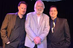 Matt McMahon, John Pochee, Andrew Dickeson