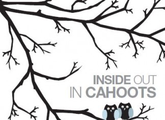 Inside Out 'In Cahoots' CD Cover