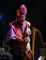 Sun Ra image courtesy Sydney Festival